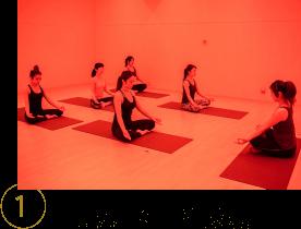 1.瞑想&呼吸法